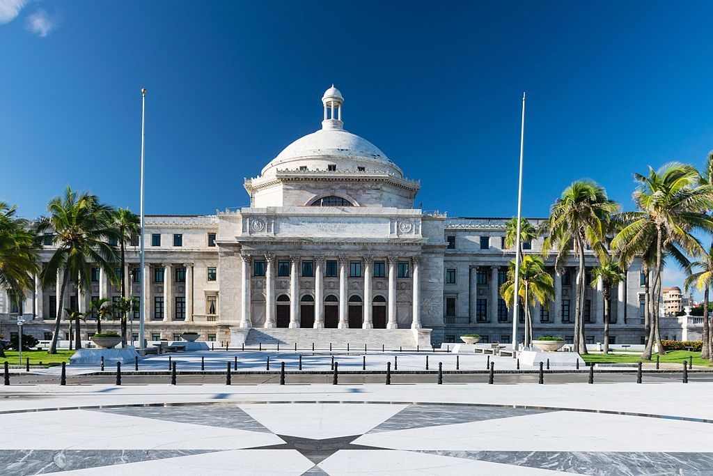 Capital of Puerto Rico