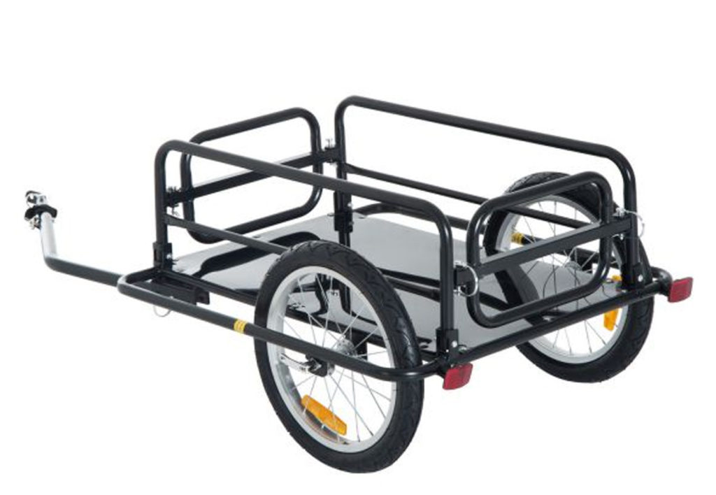 Bike Trailer Rental foe Cargo in Condado