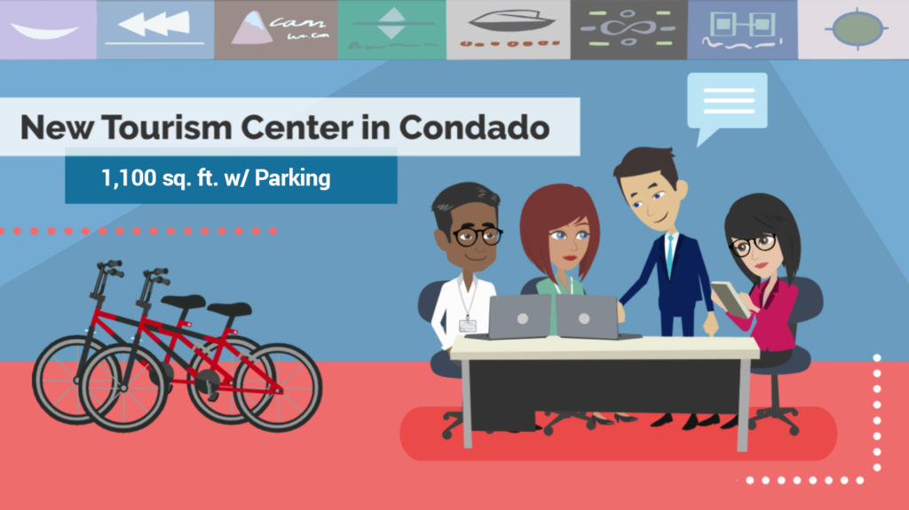 Condado Tourism Center Bike Rental