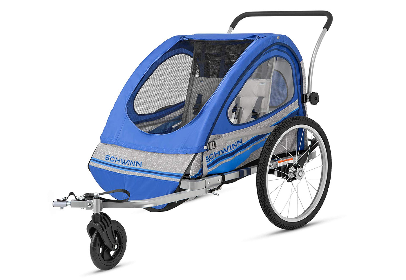 Kids Bike Trailer Rental and Jogging in Condado