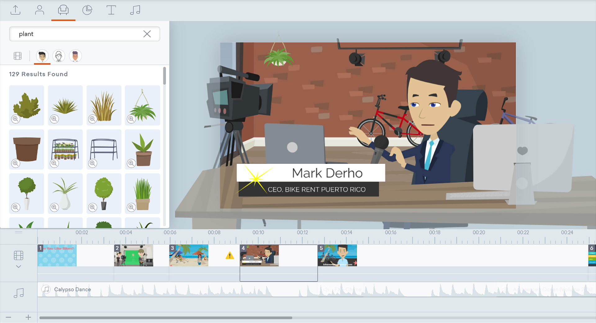 Making Animated Videos with Mark Derho