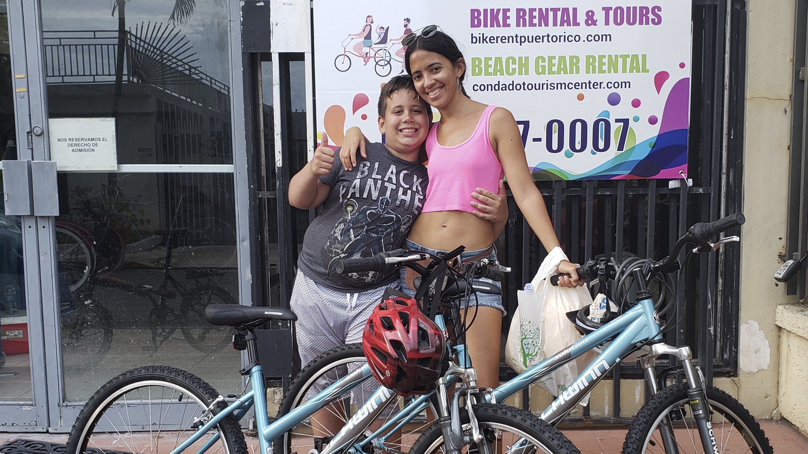 rent-the-bike in san juan bikerentpuertorico