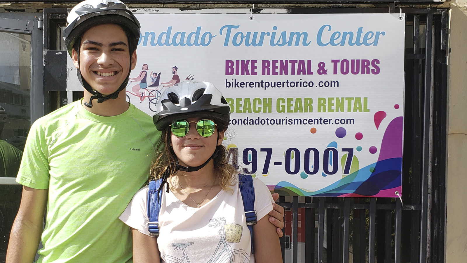 Condado Tourism Center 16x9_10- Bike Rent Puerto
