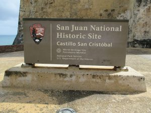 San Juan National Historic Site Castillo_San_Cristóbal